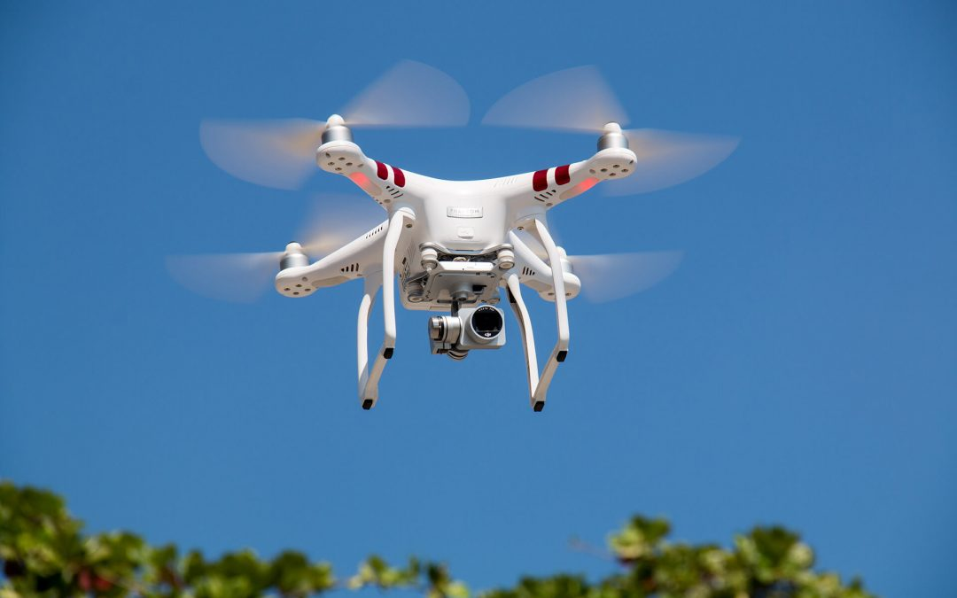 drones for roof inspections